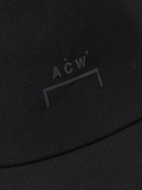 A-COLD-WALL* Logo-Print Stretch-Nylon Baseball Cap