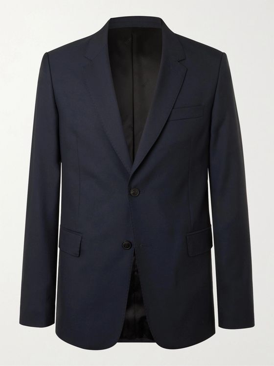 AMI PARIS Virgin Wool Suit Jacket