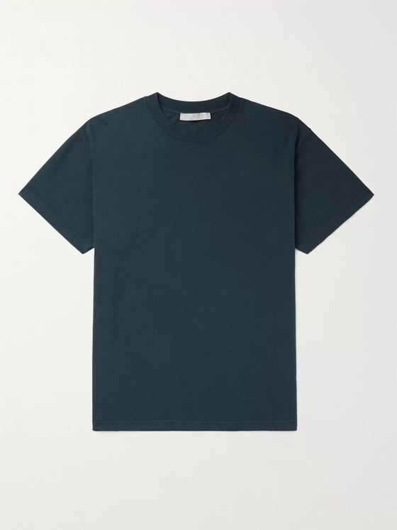 A-COLD-WALL* Logo-Print Cotton-Jersey T-Shirt