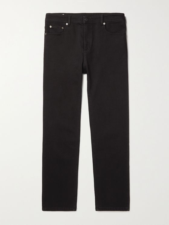 MAISON KITSUNÉ Slim-Fit Stretch-Denim Jeans
