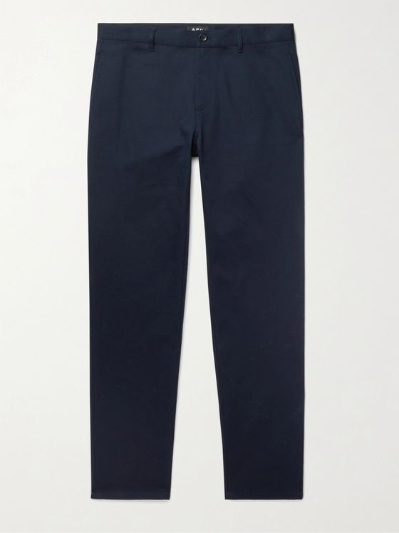A.P.C. Bedford Cotton Chinos