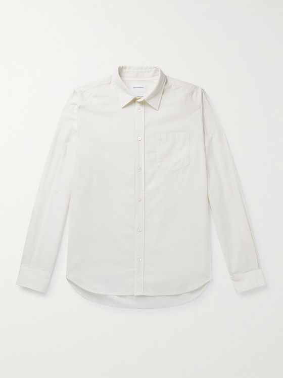 NORSE PROJECTS Osvald Cotton-Corduroy Shirt