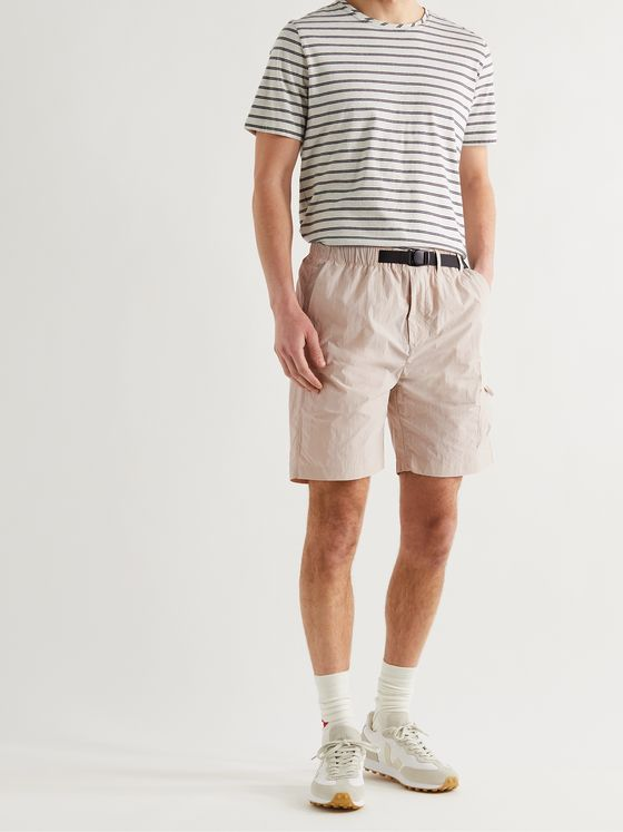 NORSE PROJECTS Luther Packable Belted Nylon Shorts