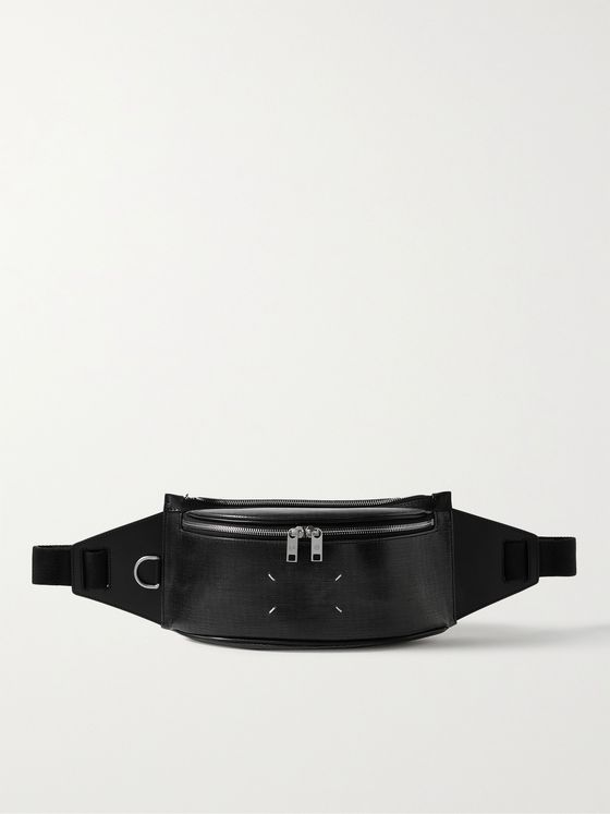 MAISON MARGIELA Coated-Canvas Belt Bag