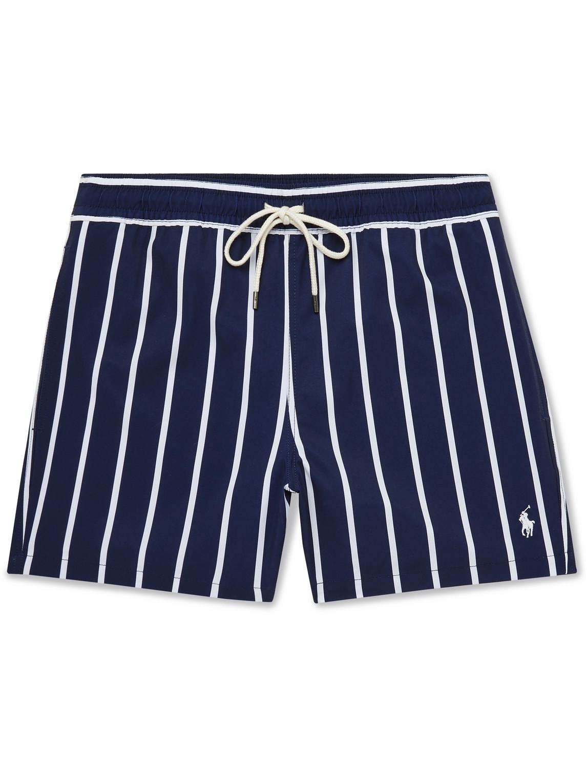 Polo Ralph Lauren Beachwears STRIPED SWIM SHORTS