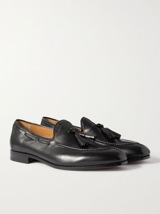 CHURCH'S Doughton Leather Tasselled Loafers