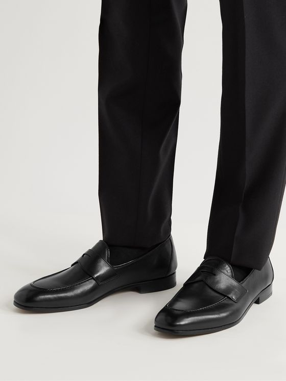 CHURCH'S Dundridge Leather Loafers