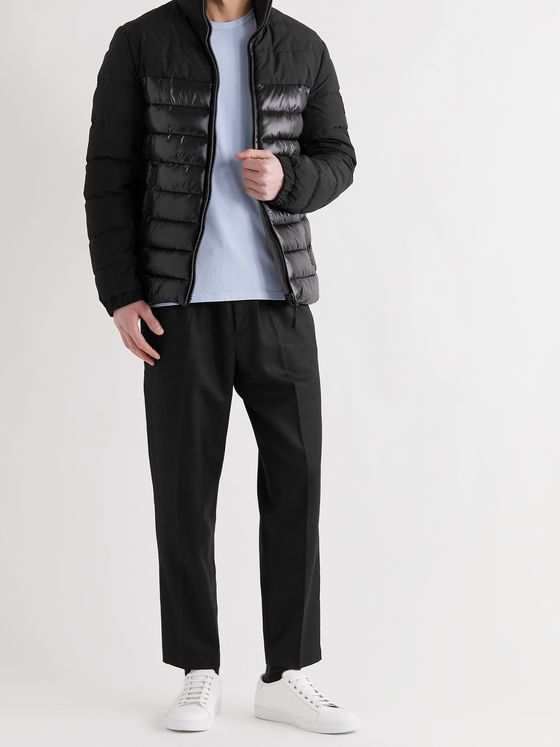 HUGO BOSS Quilted Padded Shell Jacket