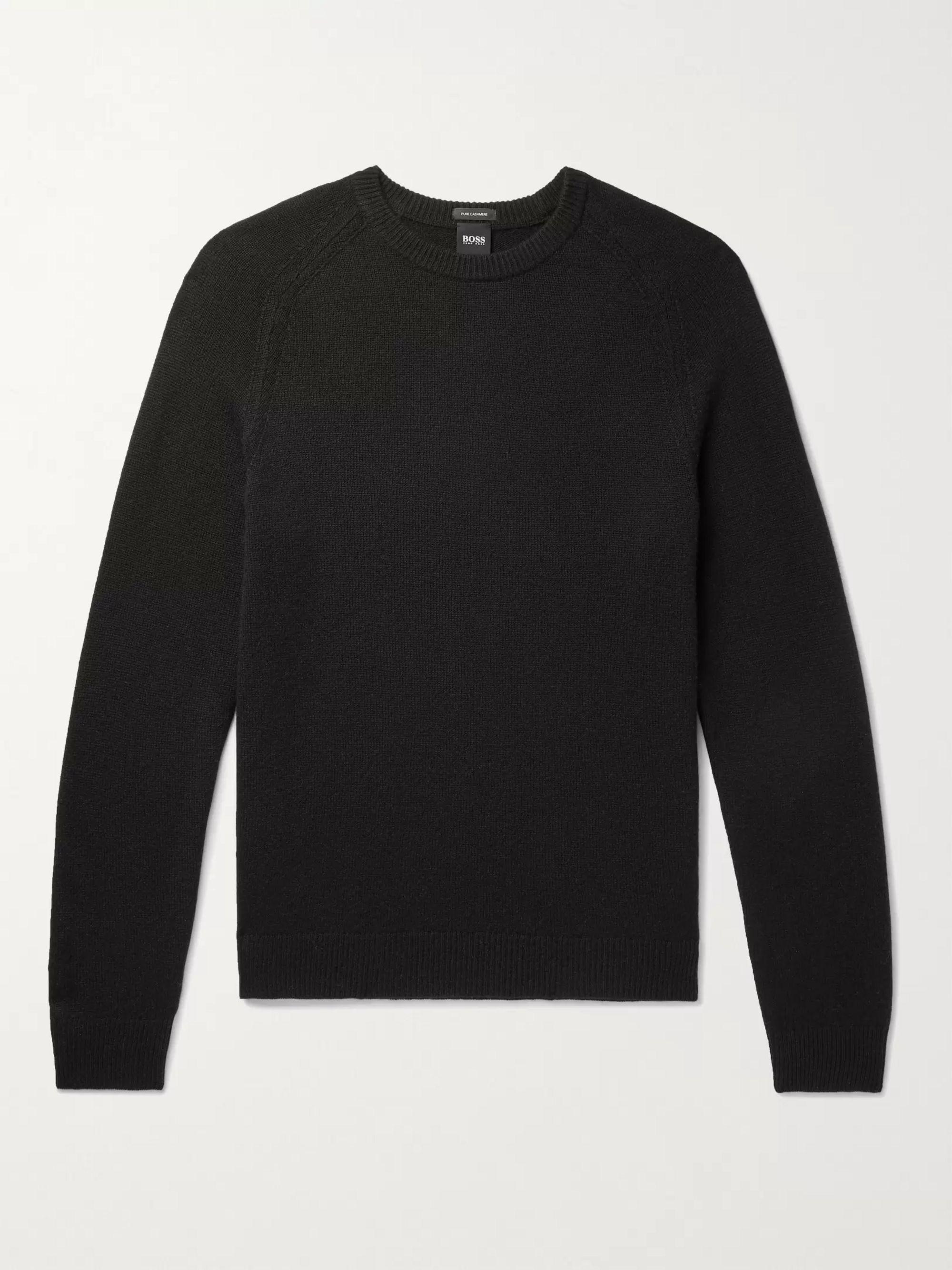 HUGO BOSS Cashmere Sweater