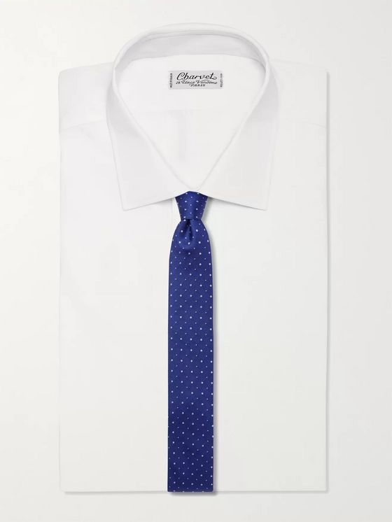 HUGO BOSS 6cm Traveller Silk-Jacquard Tie