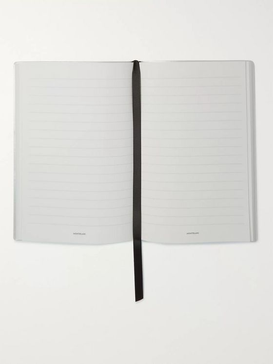 Montblanc Starwalker Printed Leather Notebook