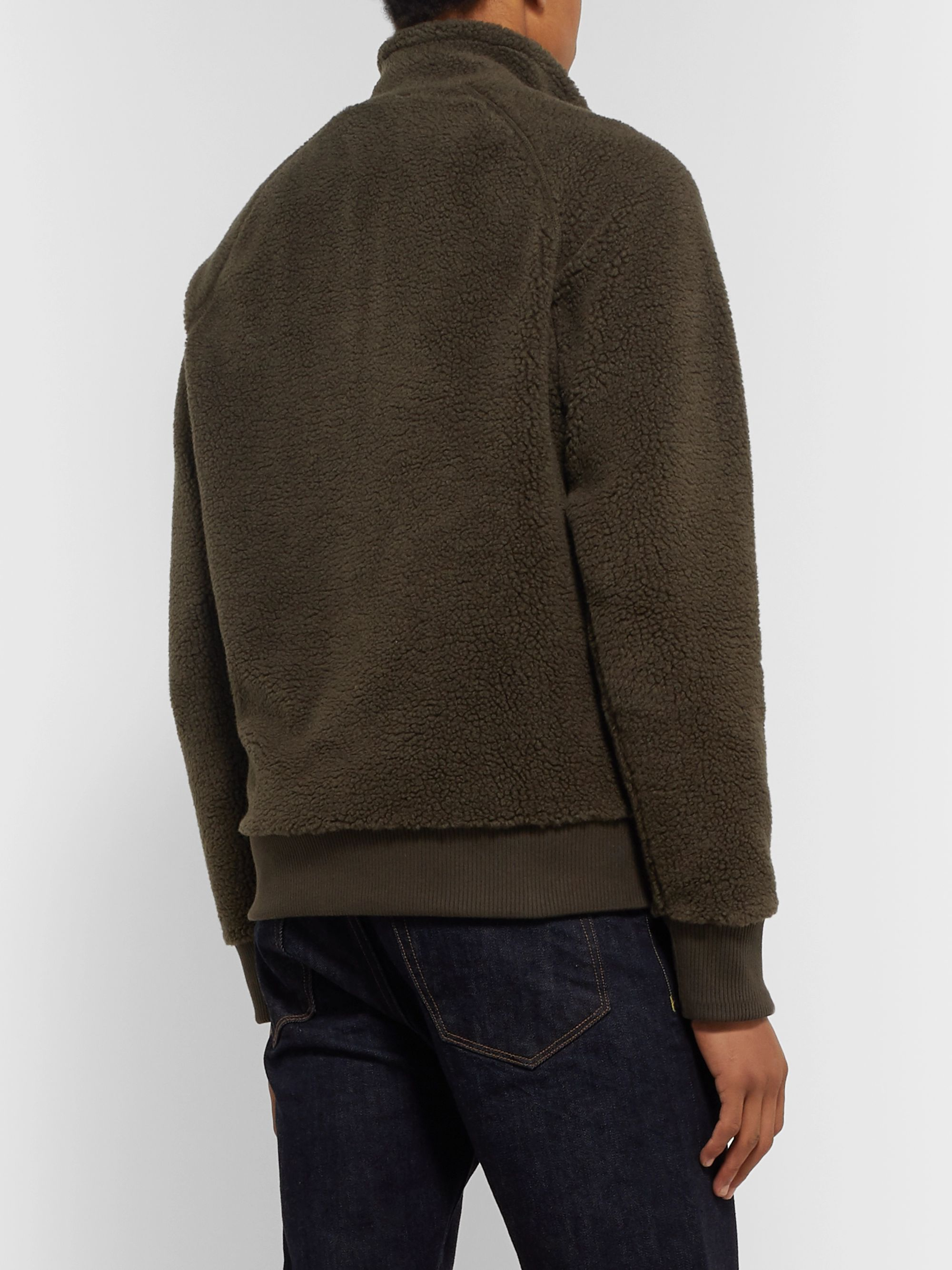 Mr P. Fleece Jacket