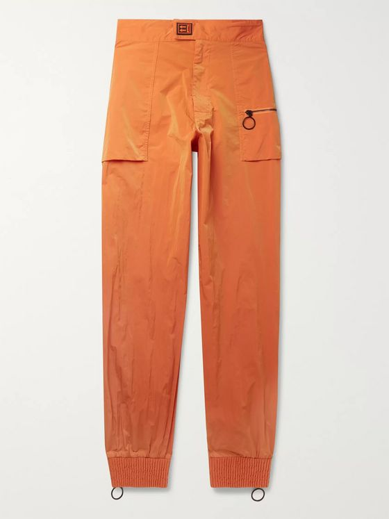 Off-White Tapered Shell Trousers