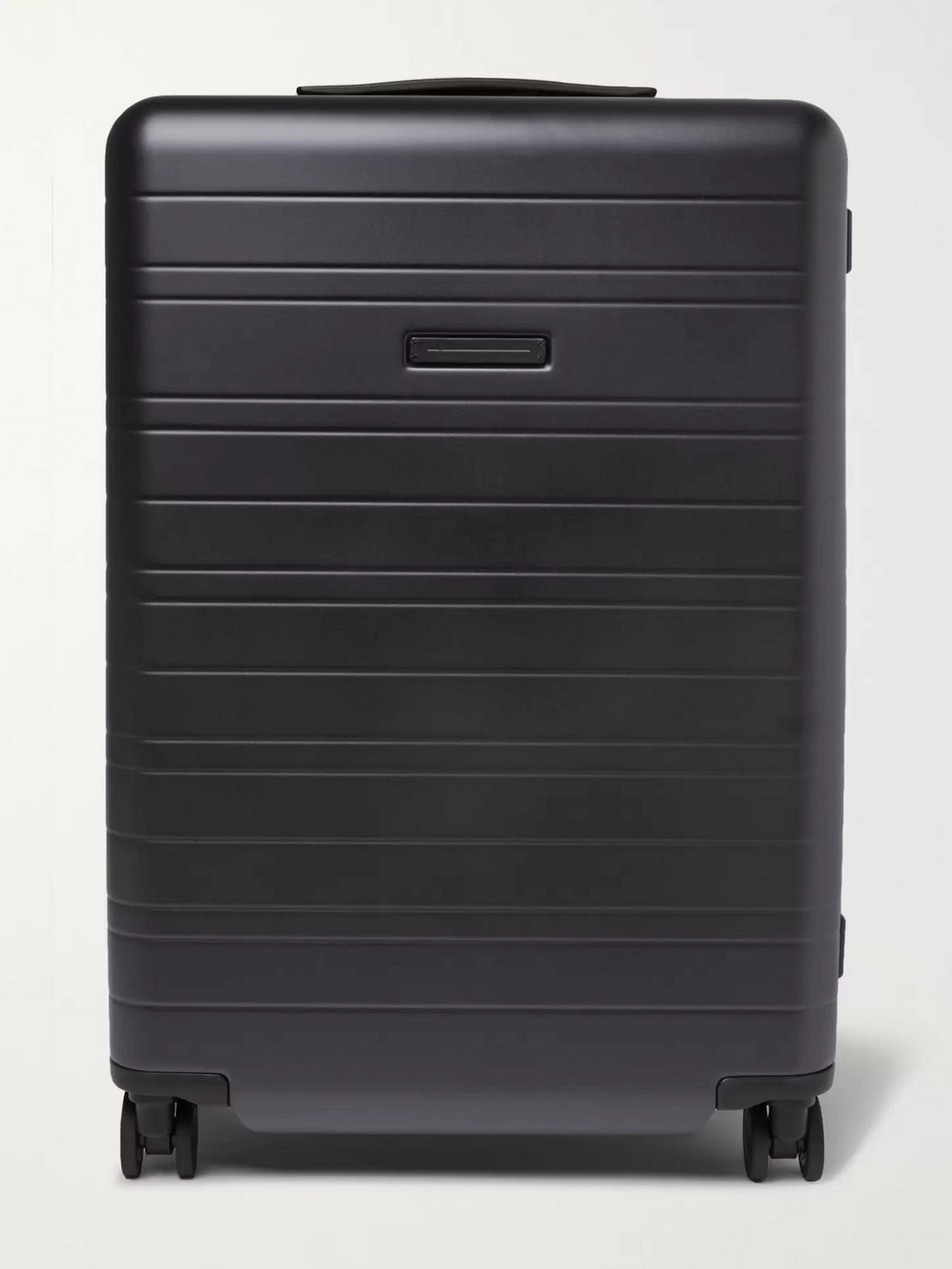 Horizn Studios H6 64cm Polycarbonate Suitcase In Blue