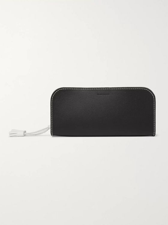 Hender Scheme Leather Pencil Case