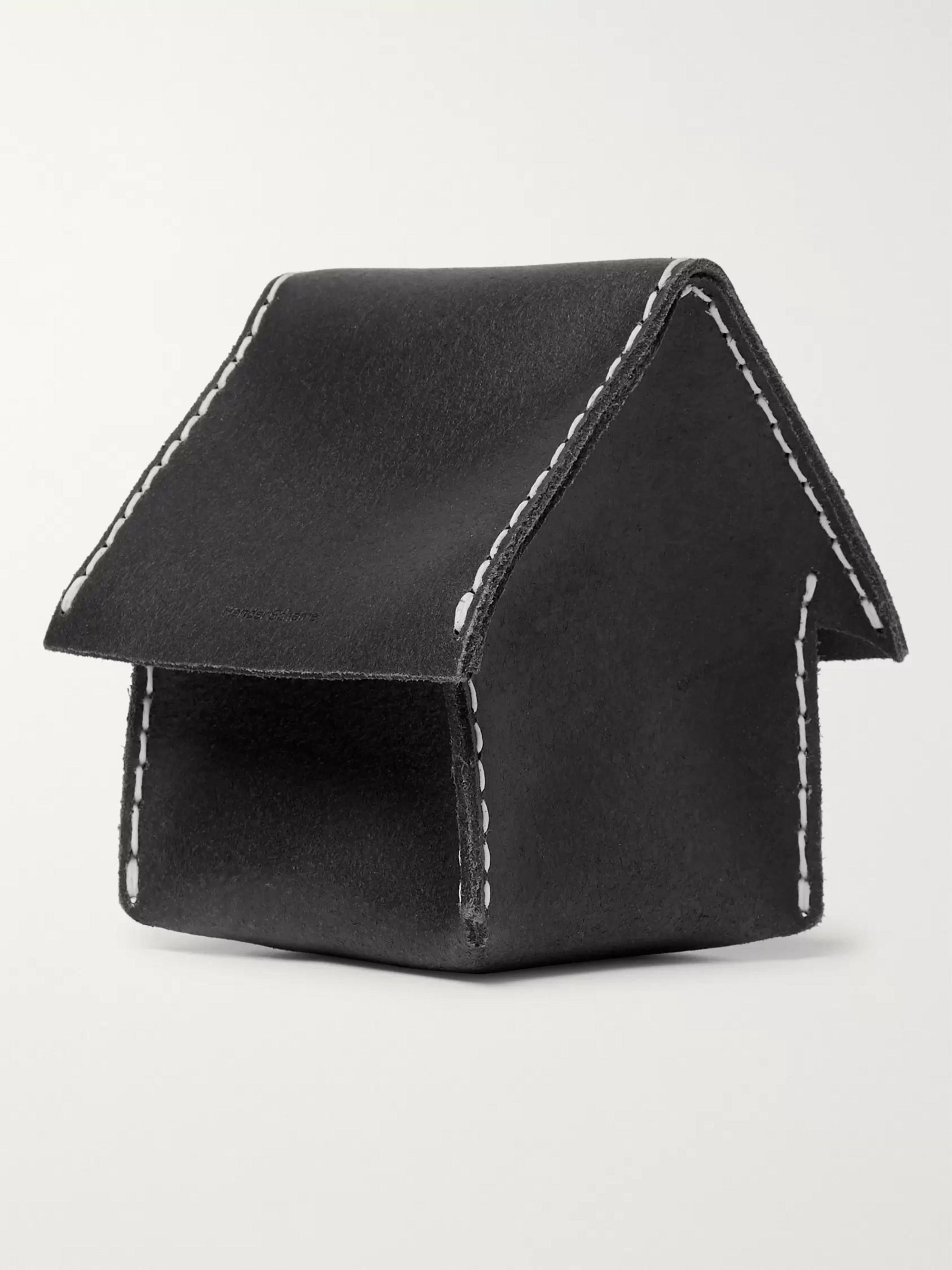 Hender Scheme Leather Money Box