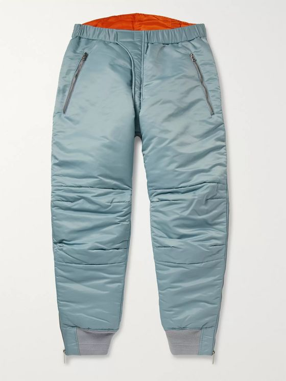 AMBUSH® MA1 Tapered Nylon Trousers