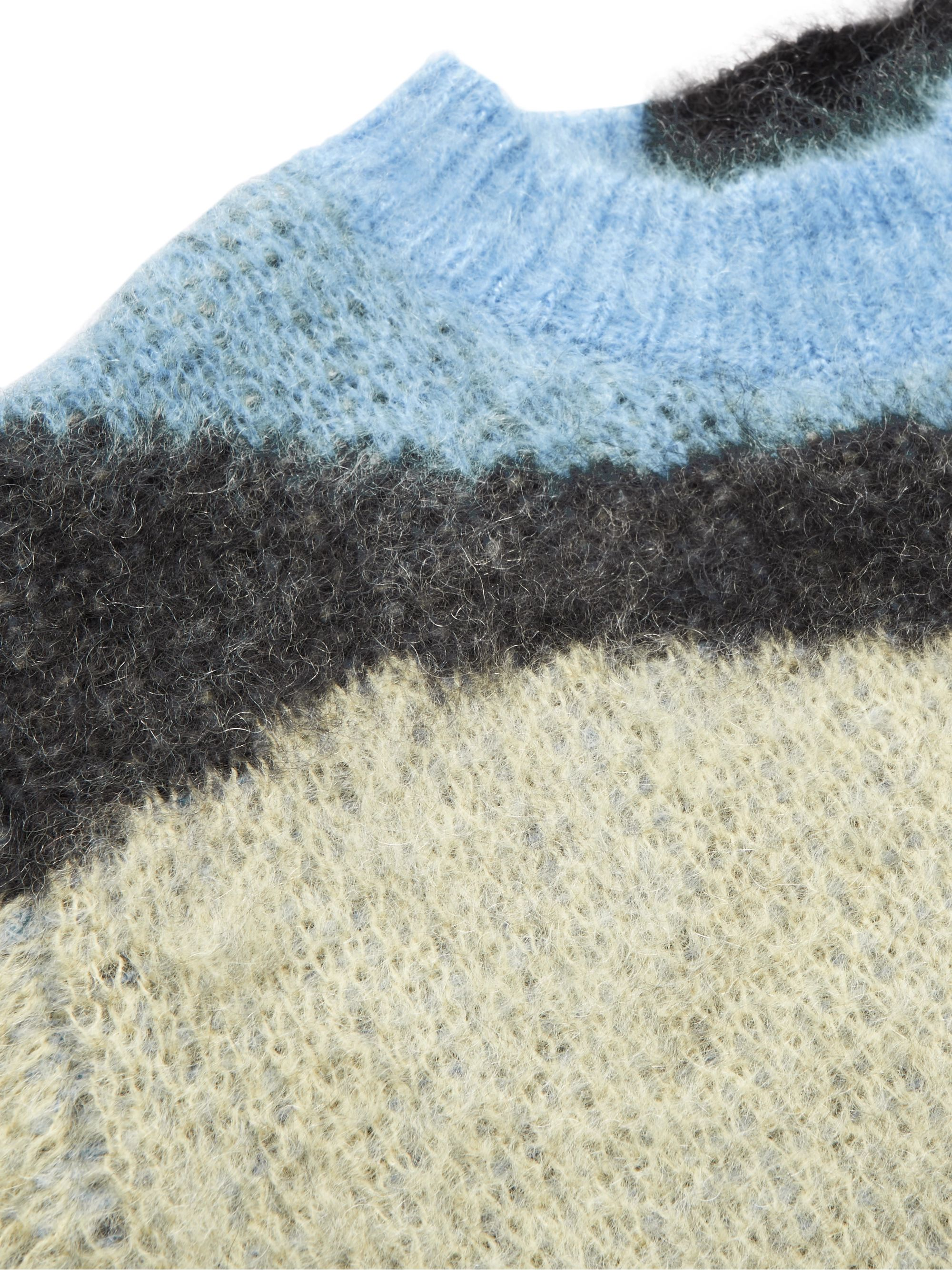 AMBUSH® Mohair-Blend Sweater