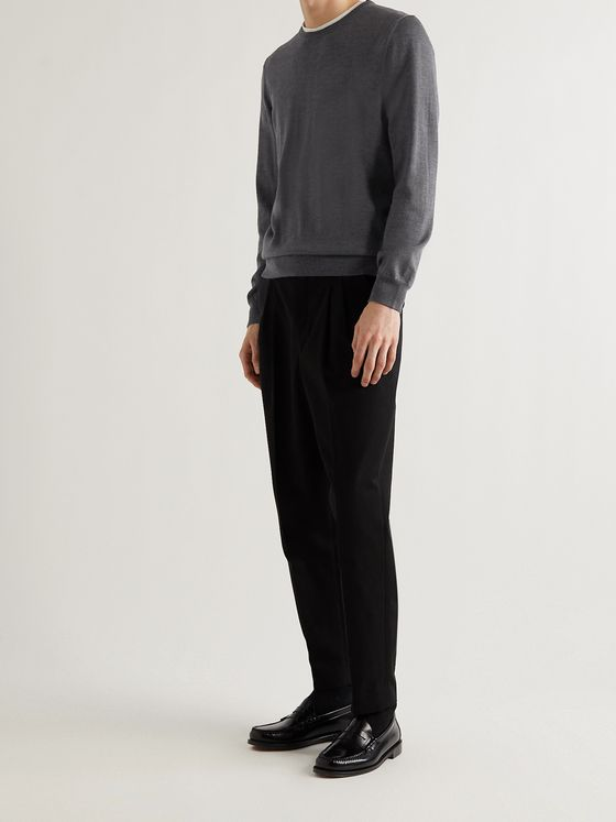 A.P.C. King Merino Wool Sweater