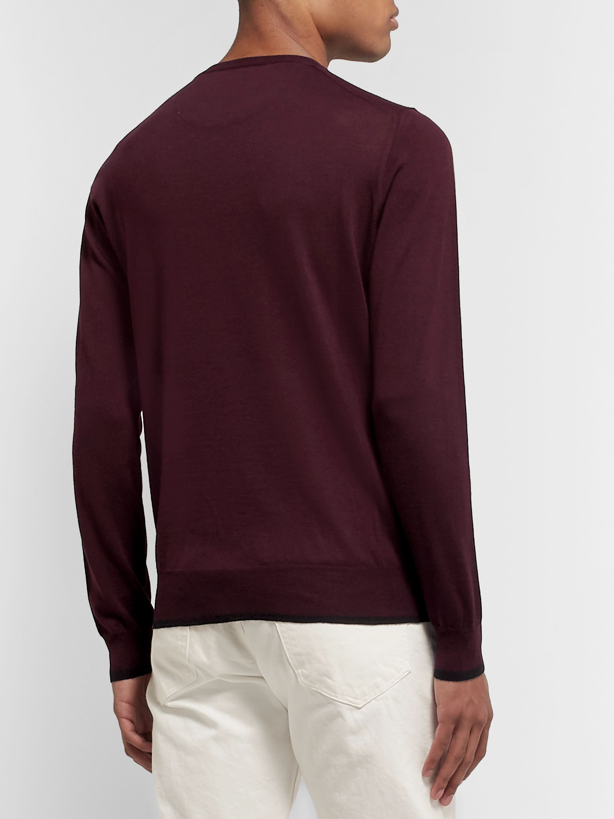 Tod's Merino Wool Sweater