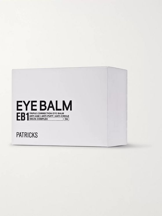 Patricks EB1 Triple Correction Eye Balm, 5g
