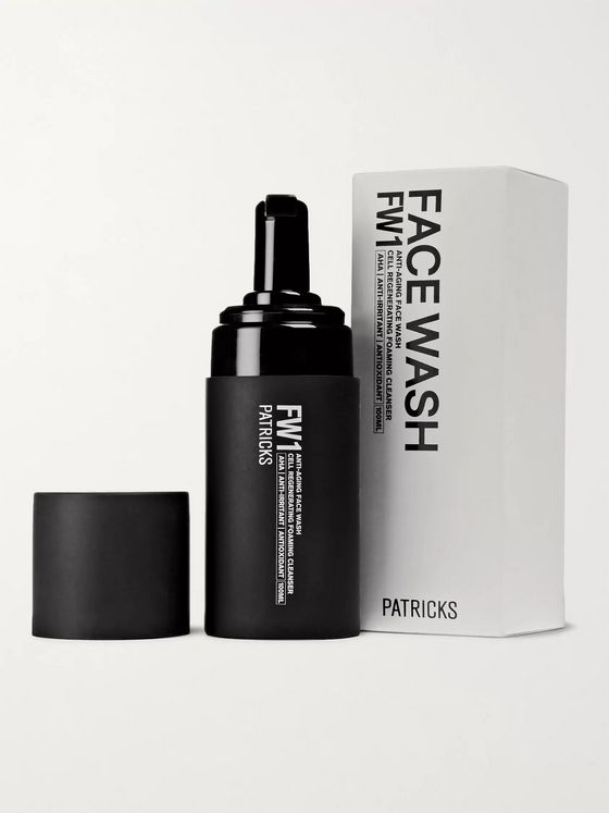 Patricks FW1 Anti-Ageing Cell Regenerating Foaming Face Wash, 100ml