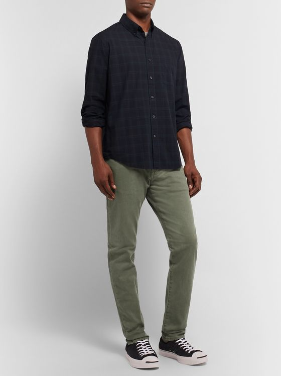 Club Monaco Slim-Fit Stretch-Denim Jeans