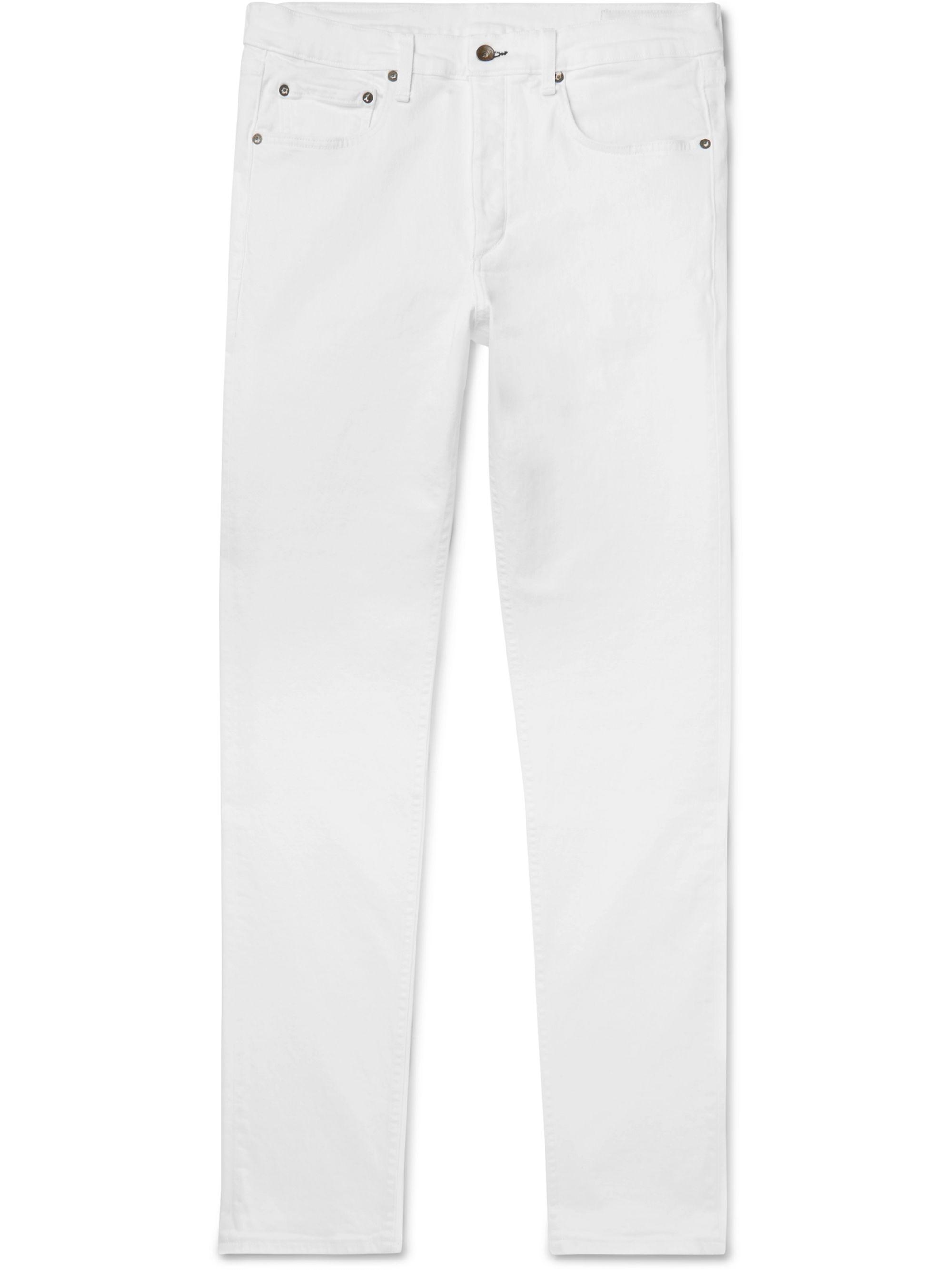 Slim Fit Denim Jeans by Rag & Bone