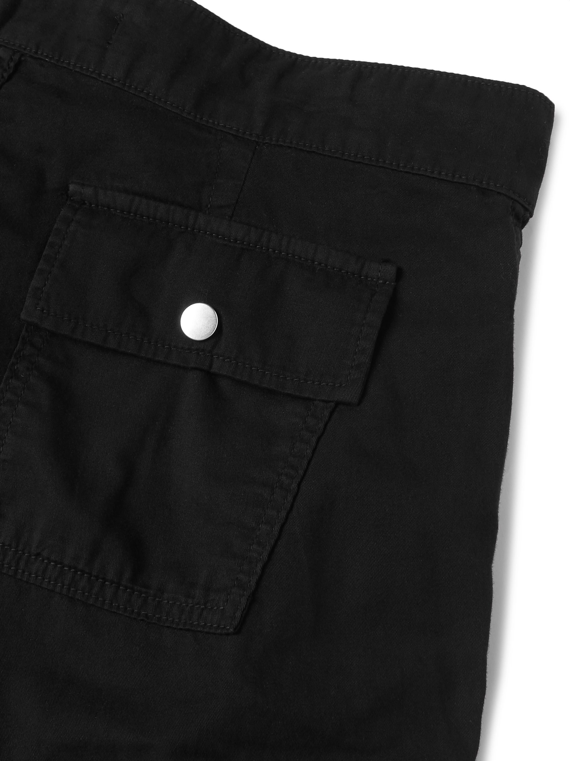 BILLY Cotton-Twill Cargo Trousers