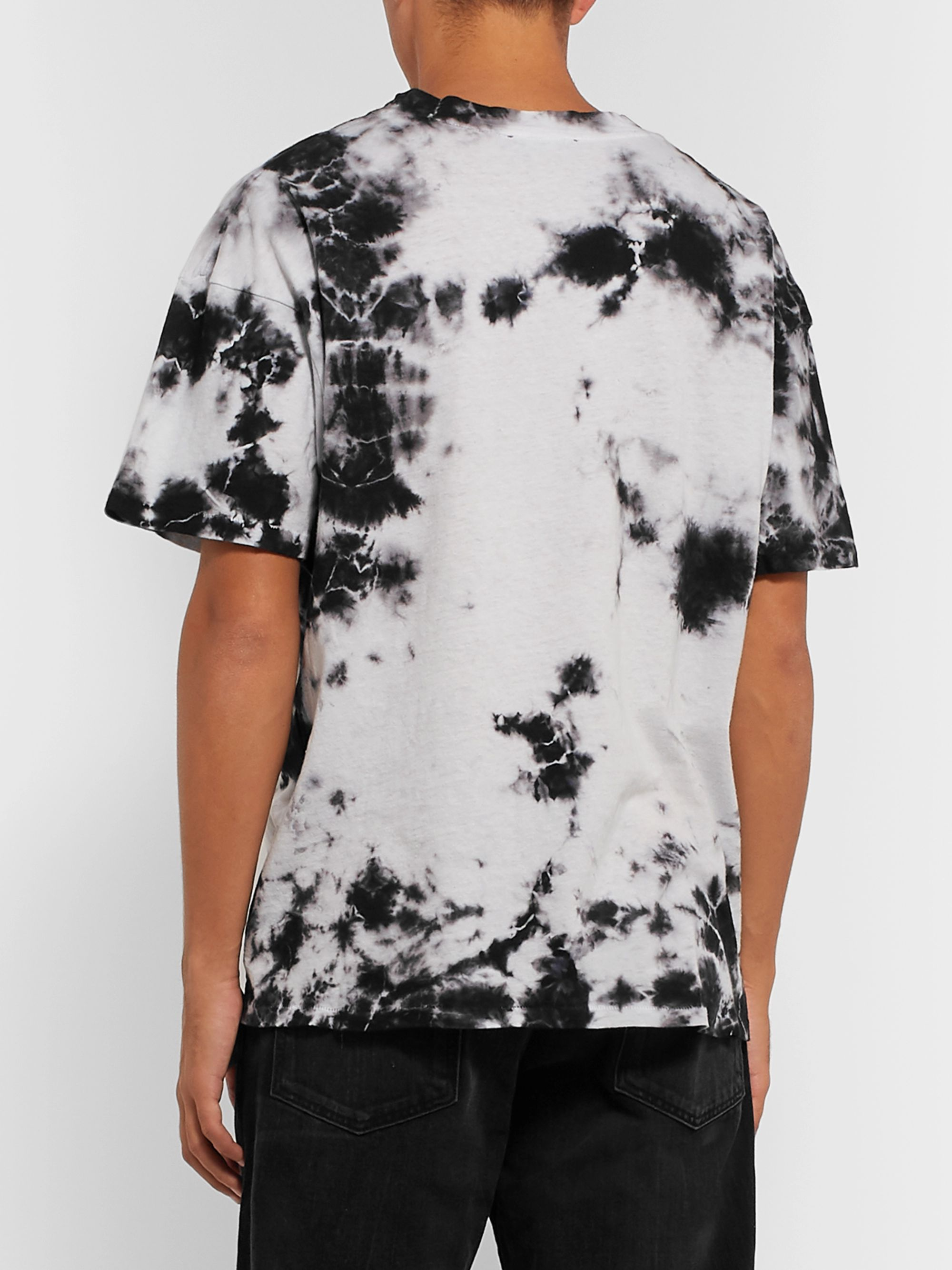 BILLY Tie-Dyed Cotton-Jersey T-shirt