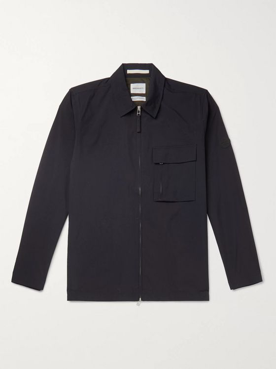 Norse Projects Jens Nylon Overshirt