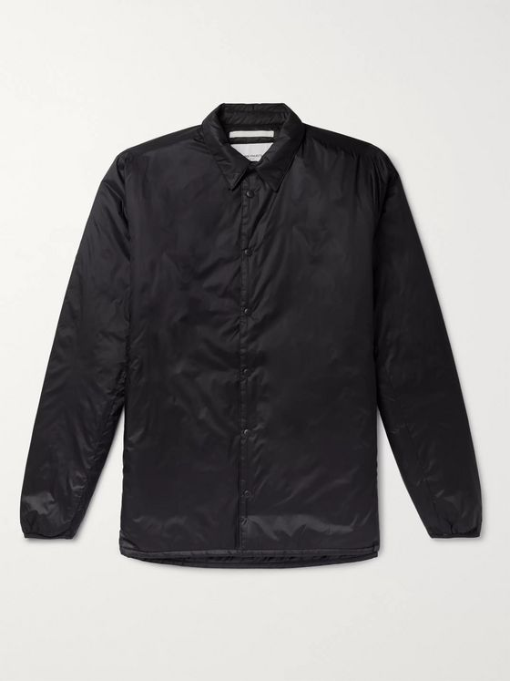 Norse Projects Jens 2.0 Padded Tech-Shell Jacket
