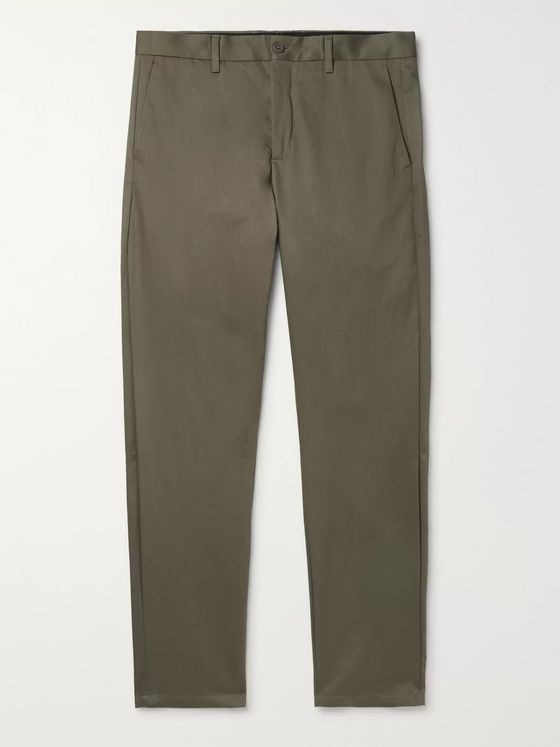 Norse Projects Albin Cotton-Twill Chinos