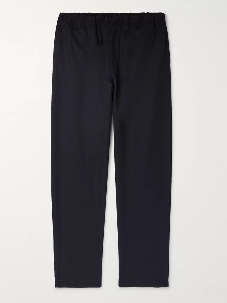 Très Bien Departure Wide-Leg Woven Drawstring Trousers