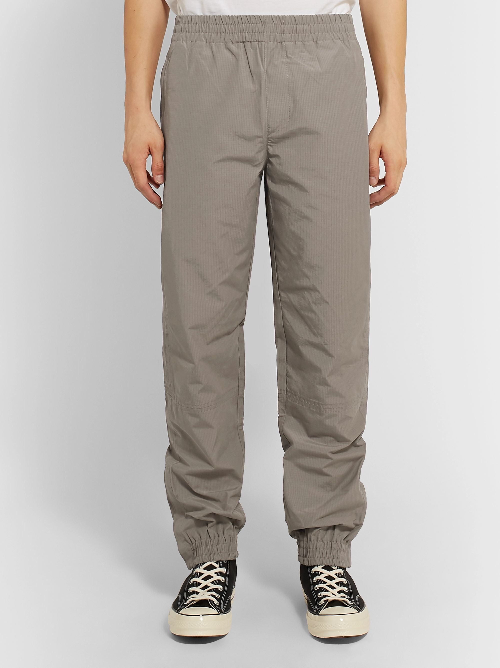 Très Bien Cotton-Blend Ripstop Sweatpants