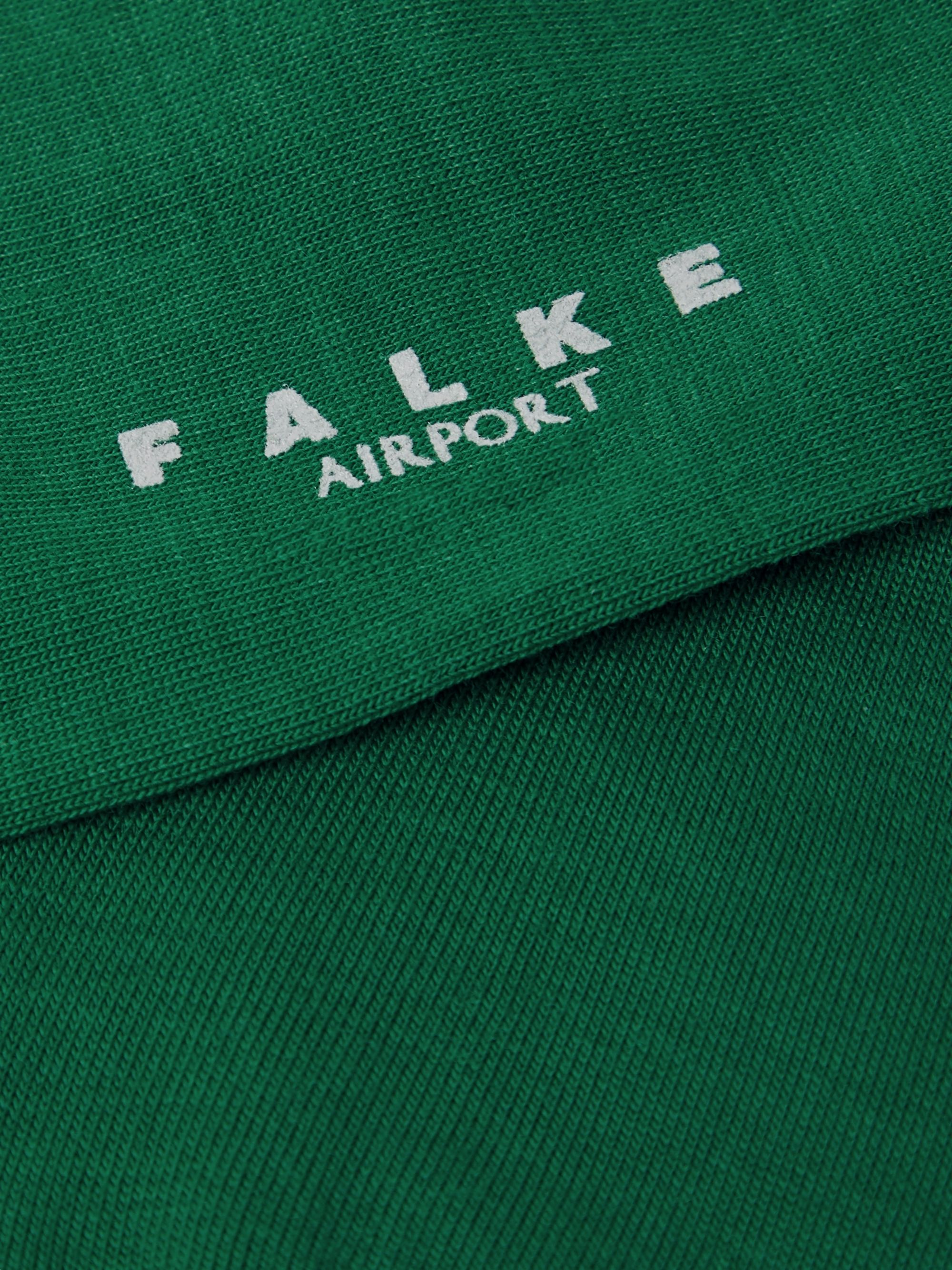 Falke Airport Stretch Virgin Wool-Blend Socks