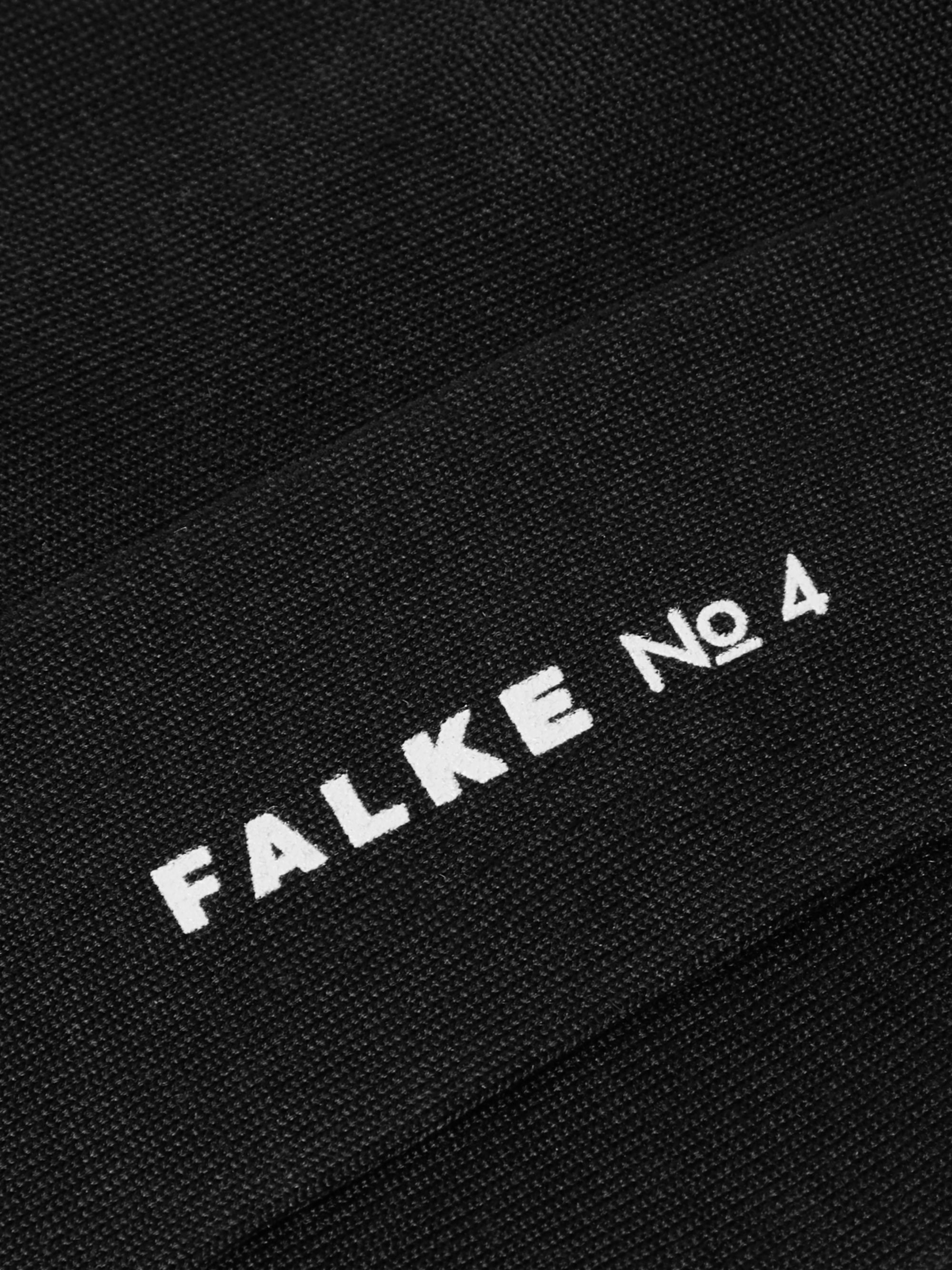 Falke No. 4 Silk-Blend Socks