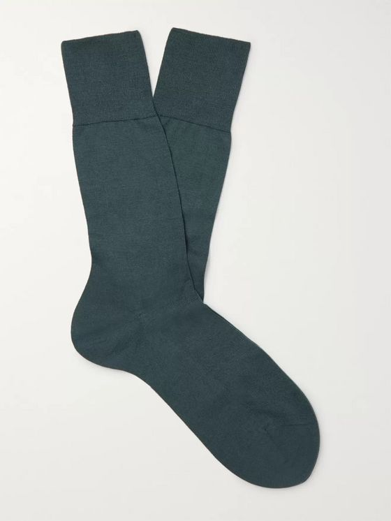 FALKE No 6 Wool-Blend Socks