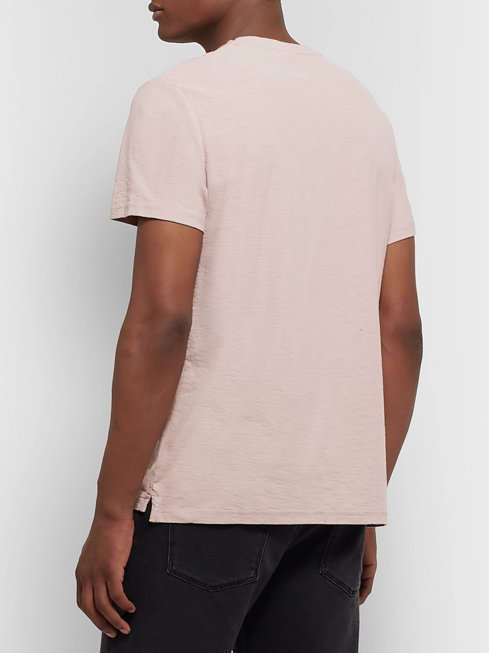 NN07 Aspen Slub Cotton-Jersey T-Shirt