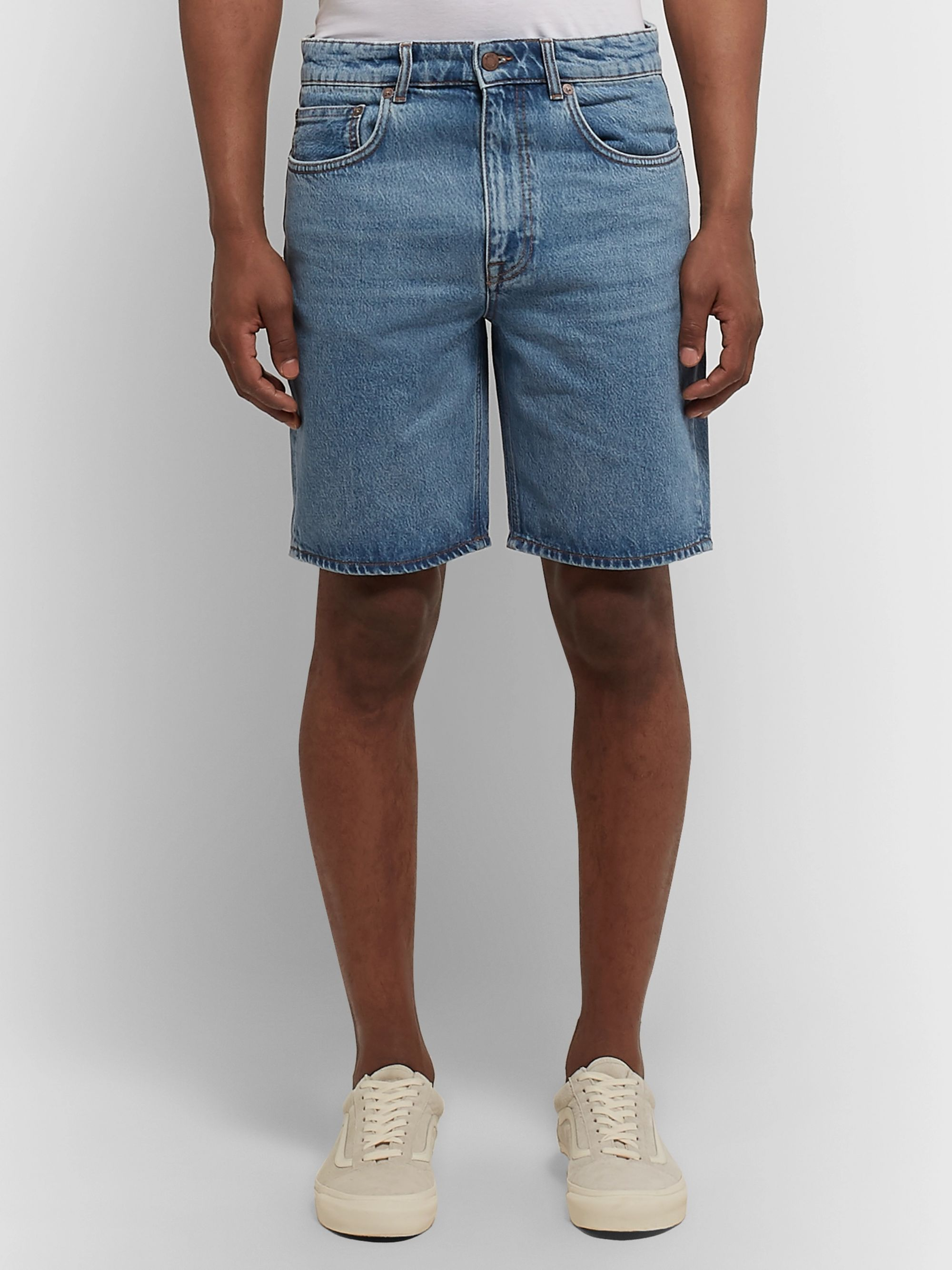 NN07 Denim Shorts