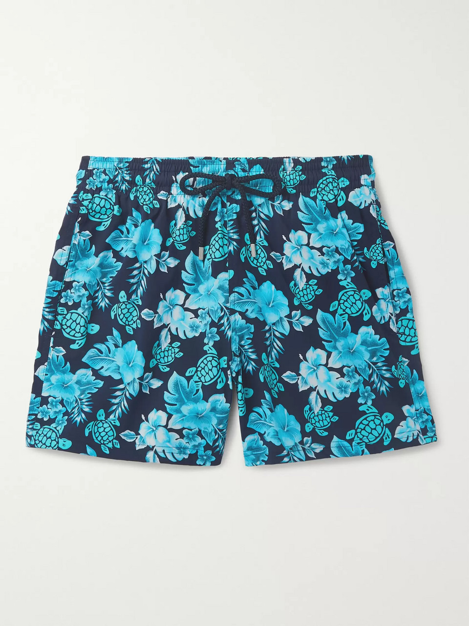 930d924335 Vilebrequin Moorise Slim-Fit Mid-Length Printed Swim Shorts