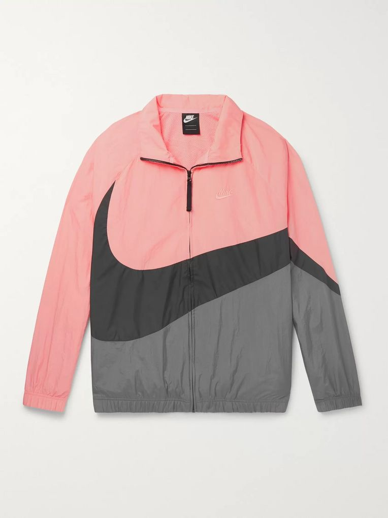 Nike Colour-Block Shell Jacket