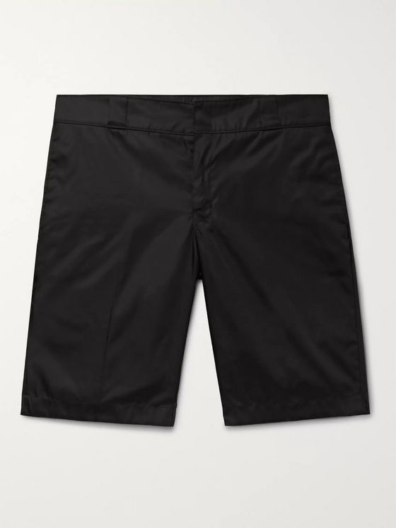 Prada Nylon Shorts