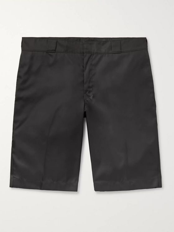 Prada Slim-Fit Nylon Shorts