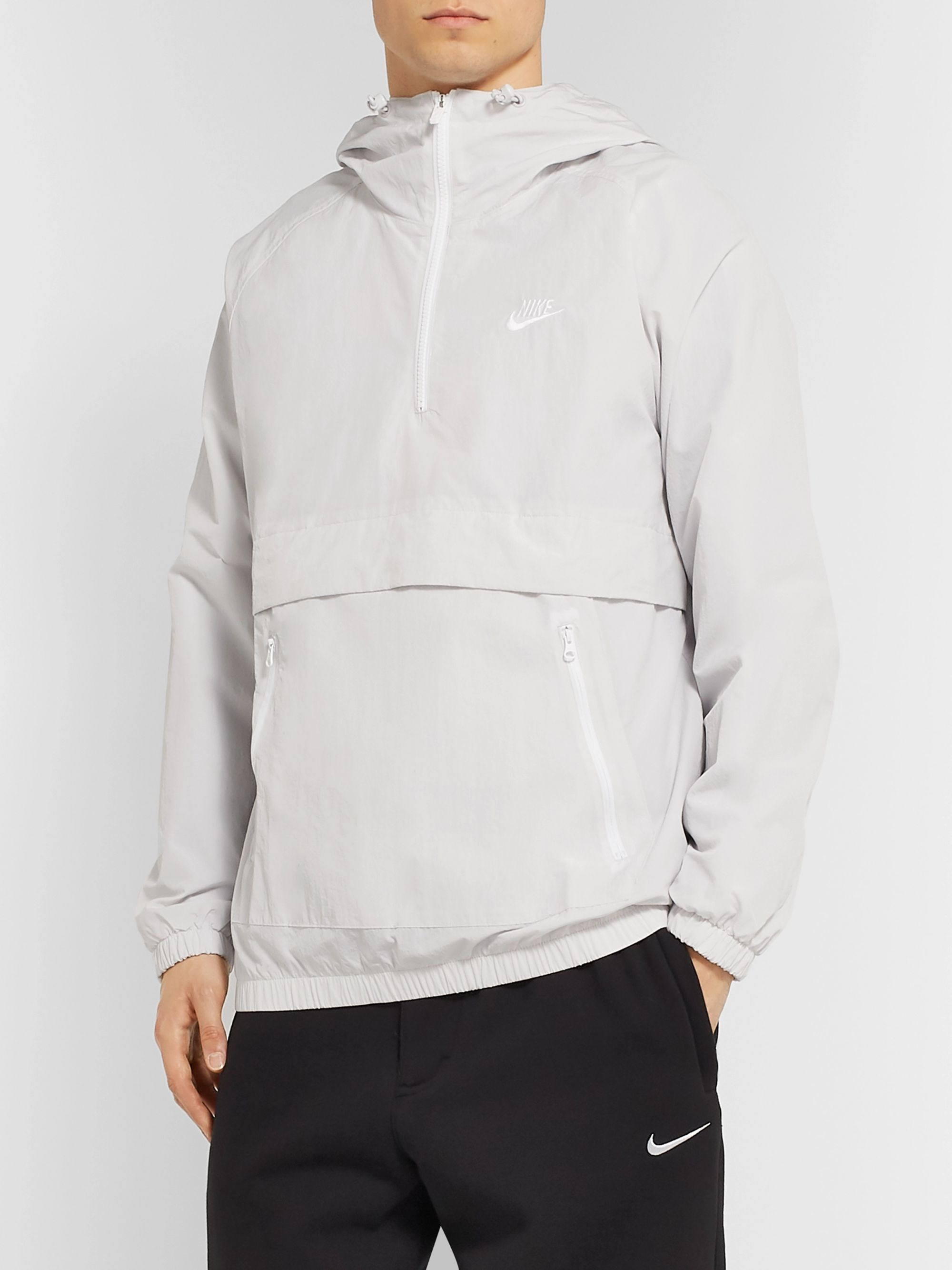 Nike Shell Hooded Half-Zip Anorak