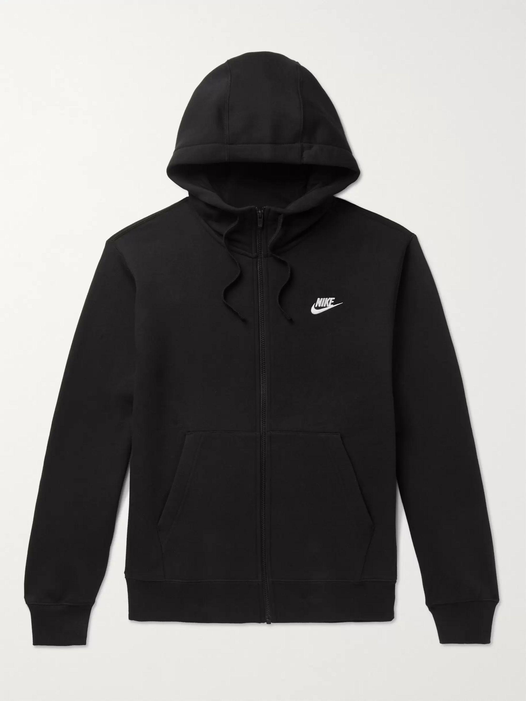 nike hoodie zip up