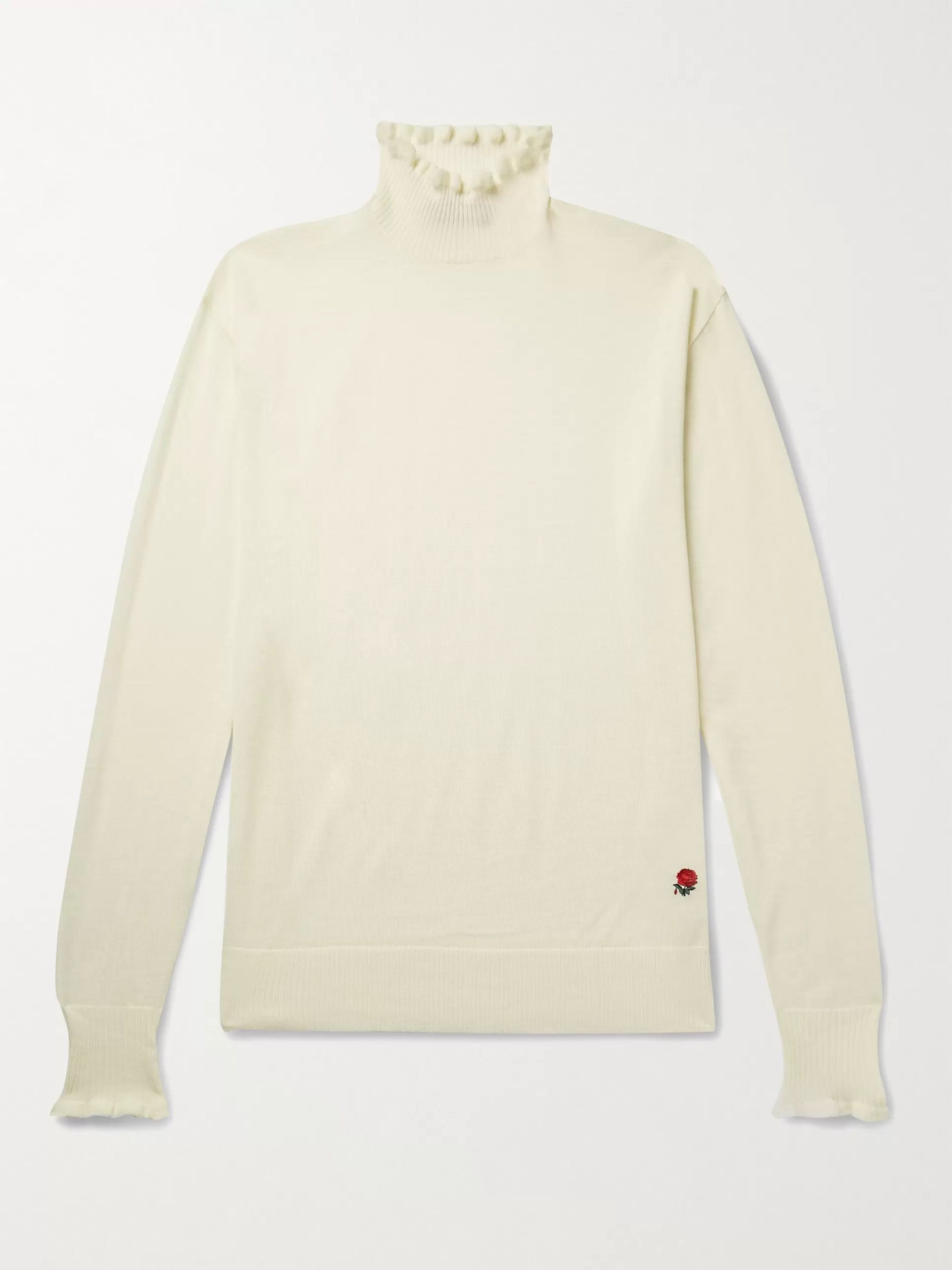 Undercover Wool Rollneck Sweater