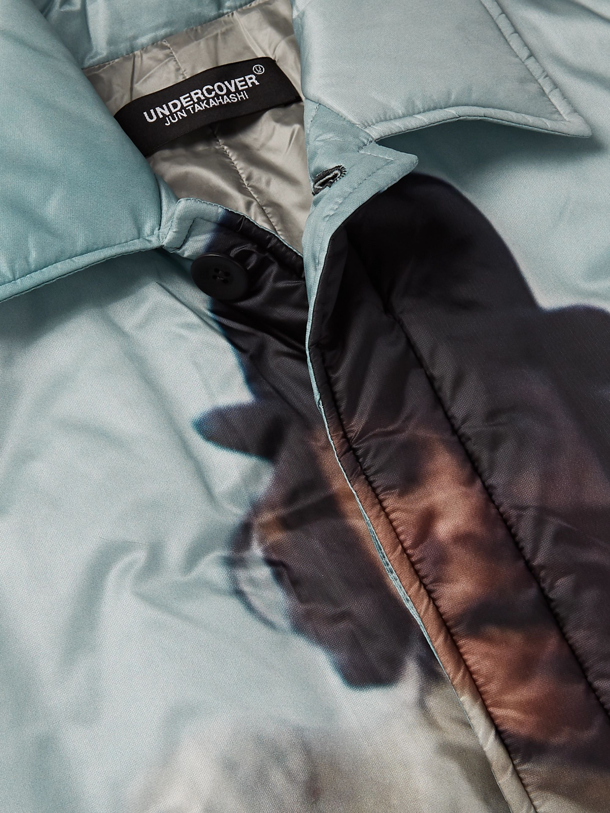 Undercover Printed Nylon Jacket