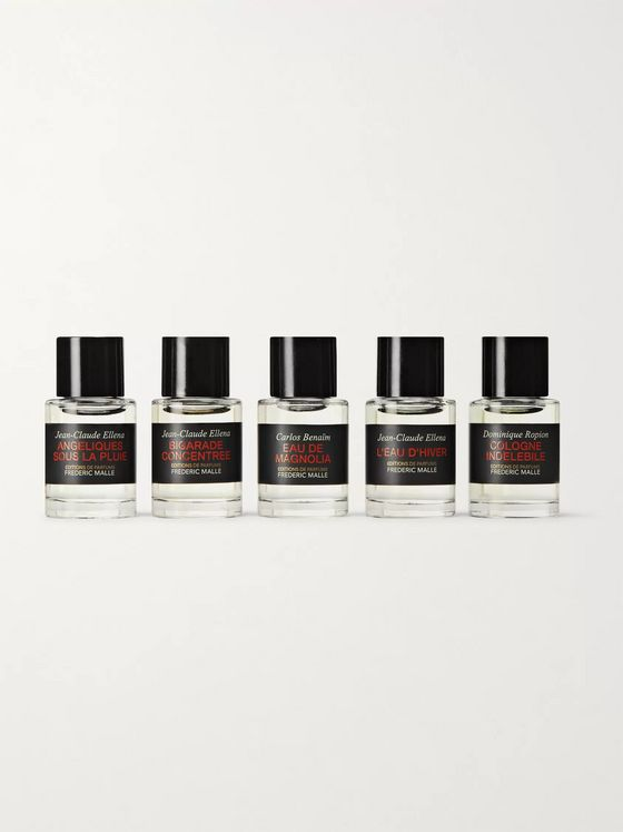 Frederic Malle Les Eaux: A Collection, 5 x 7ml