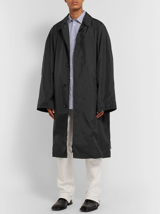 Balenciaga Shell Coat
